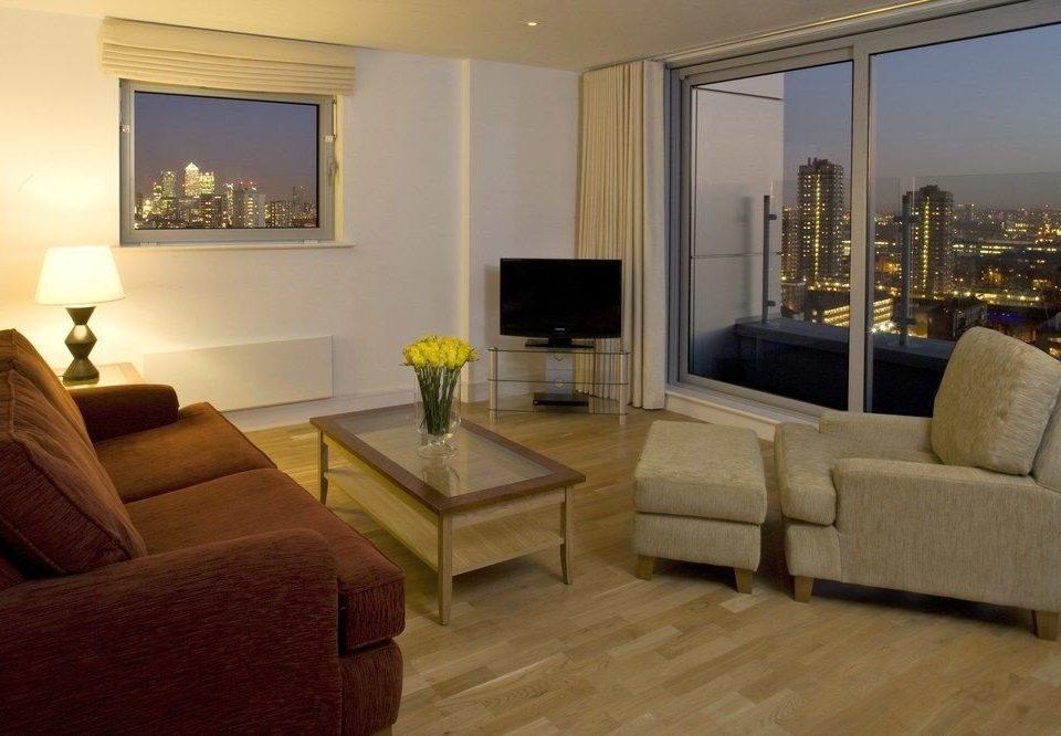 sofa property living room Suite condominium home hardwood Villa cottage