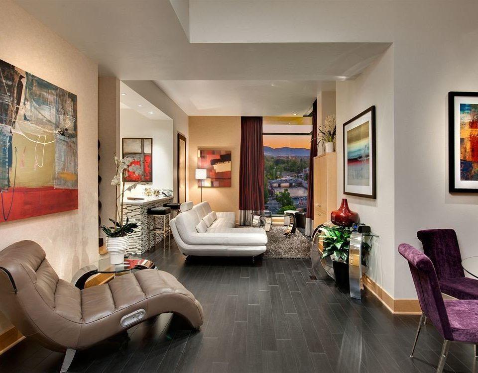 sofa living room property home condominium Suite cottage Villa leather