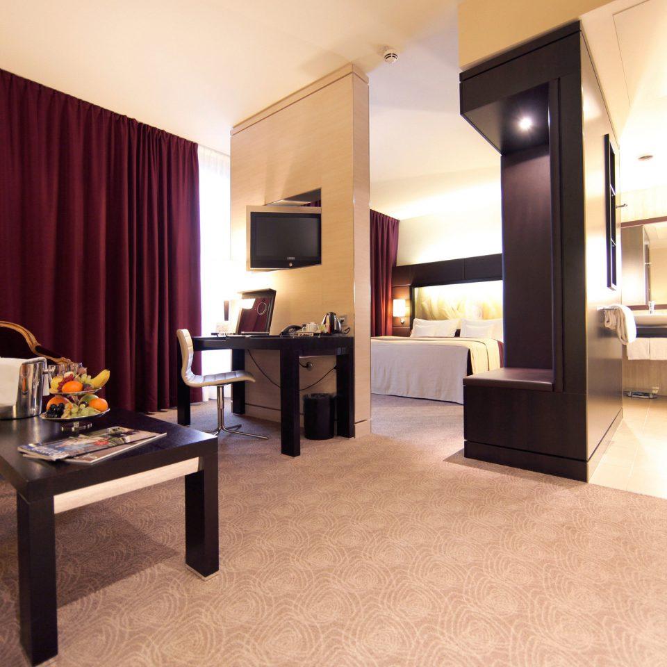 property Suite curtain living room home condominium Villa