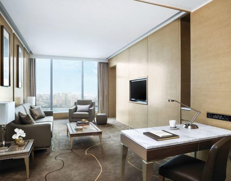 property condominium Suite living room home daylighting Villa