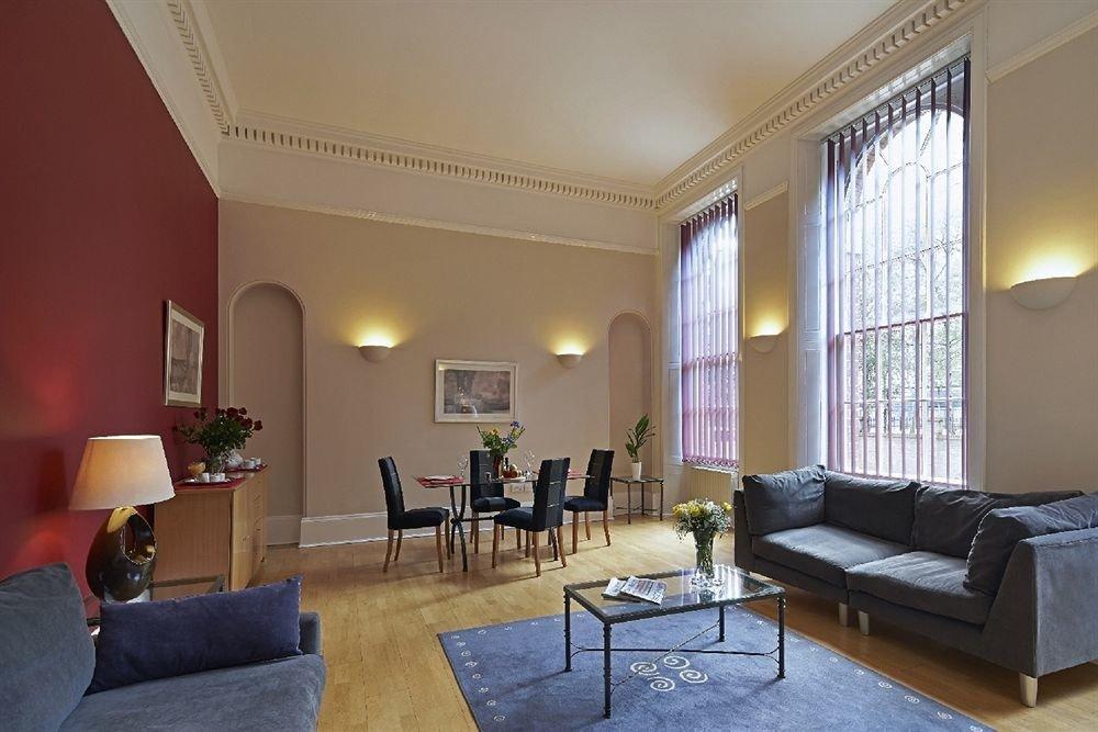sofa property living room condominium home Villa Suite flat leather