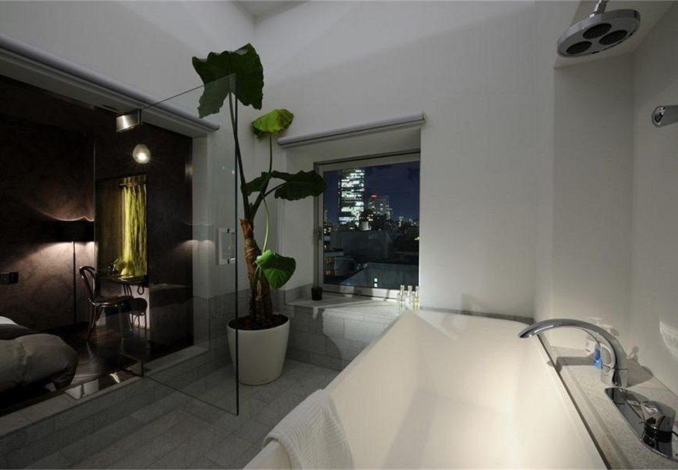 property house condominium home Villa Suite sink loft living room mansion tile
