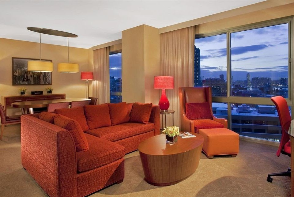 property living room red Suite condominium Villa