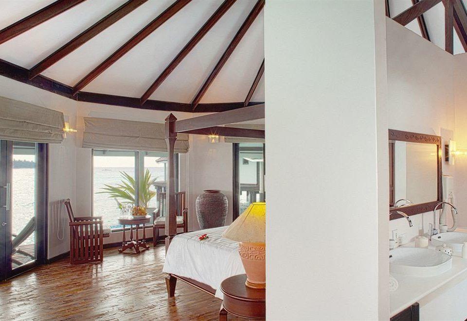 property home Villa daylighting cottage living room loft Suite