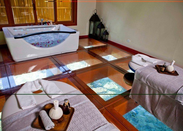 property swimming pool cottage home Suite living room jacuzzi flooring Villa
