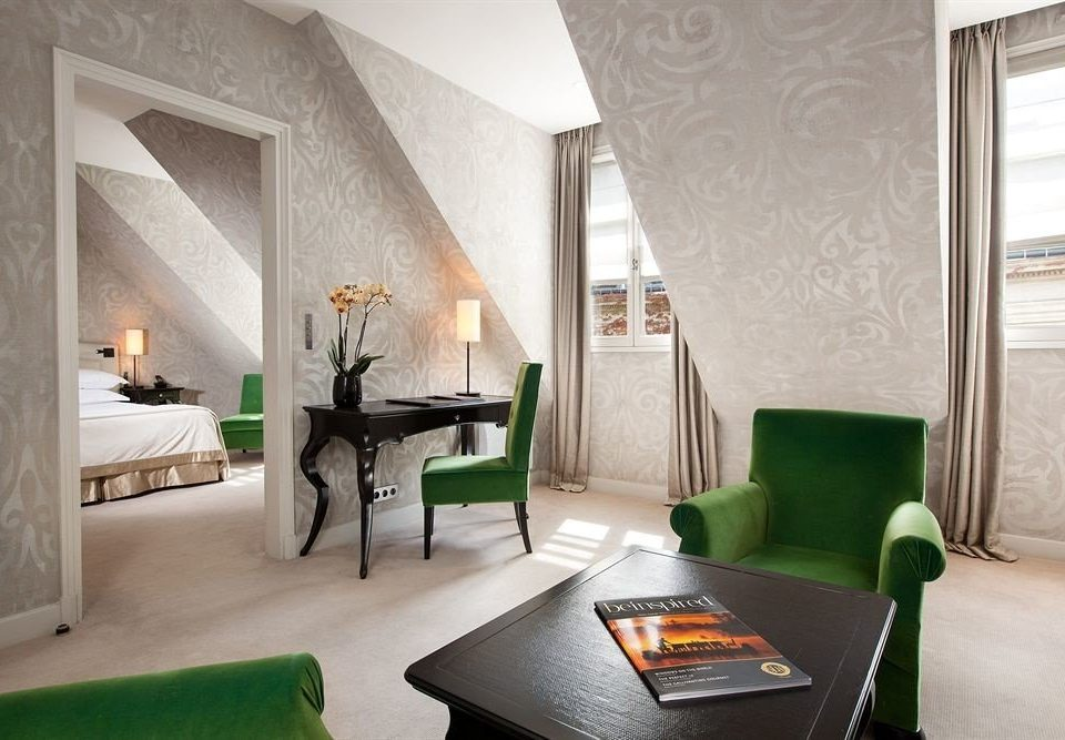 green property living room house home Suite cottage Villa loft leather