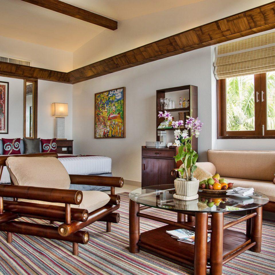 living room property home hardwood Suite cottage Villa wood flooring