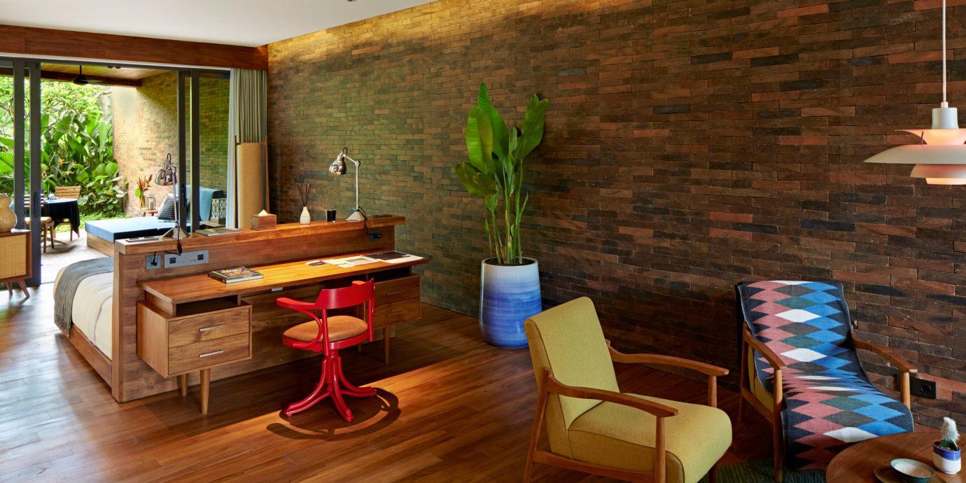 property living room hardwood home wood flooring cottage Villa Suite