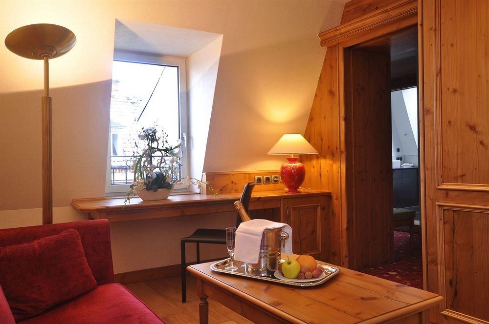 property house home cottage wooden Suite hardwood living room Villa