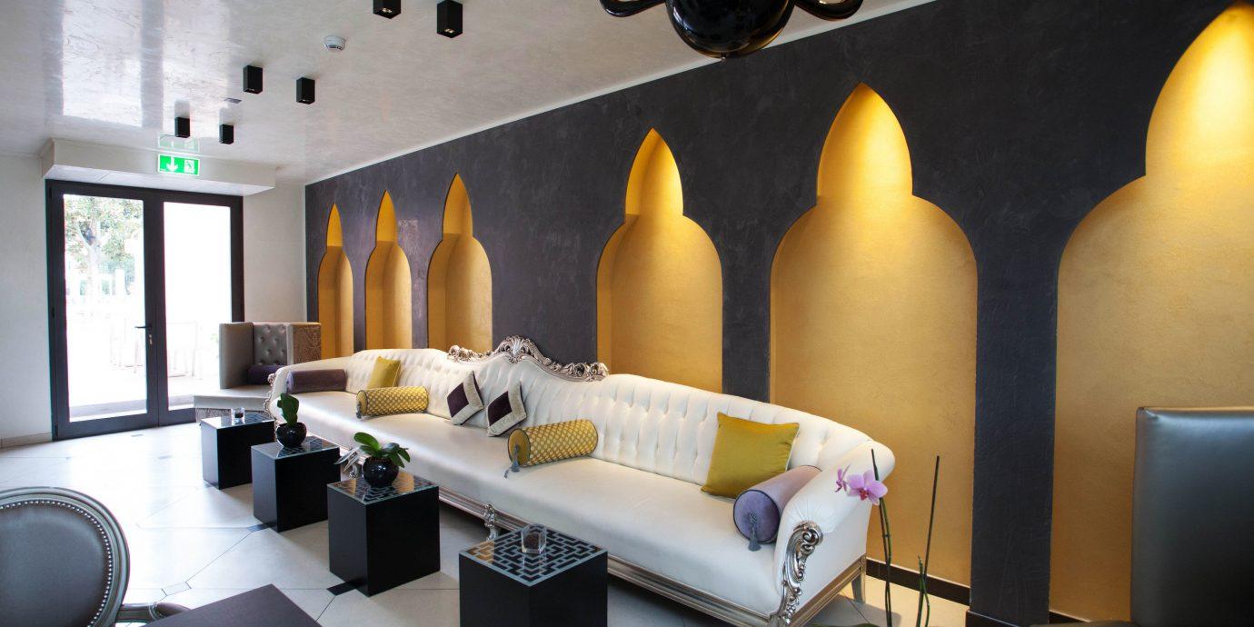 desk property living room keyboard home lighting Suite Villa