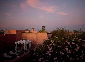 sky dusk panorama Sunset