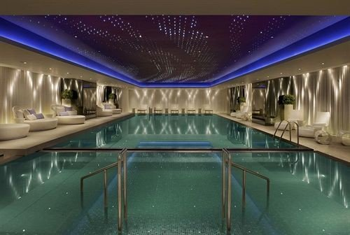 swimming pool thermae