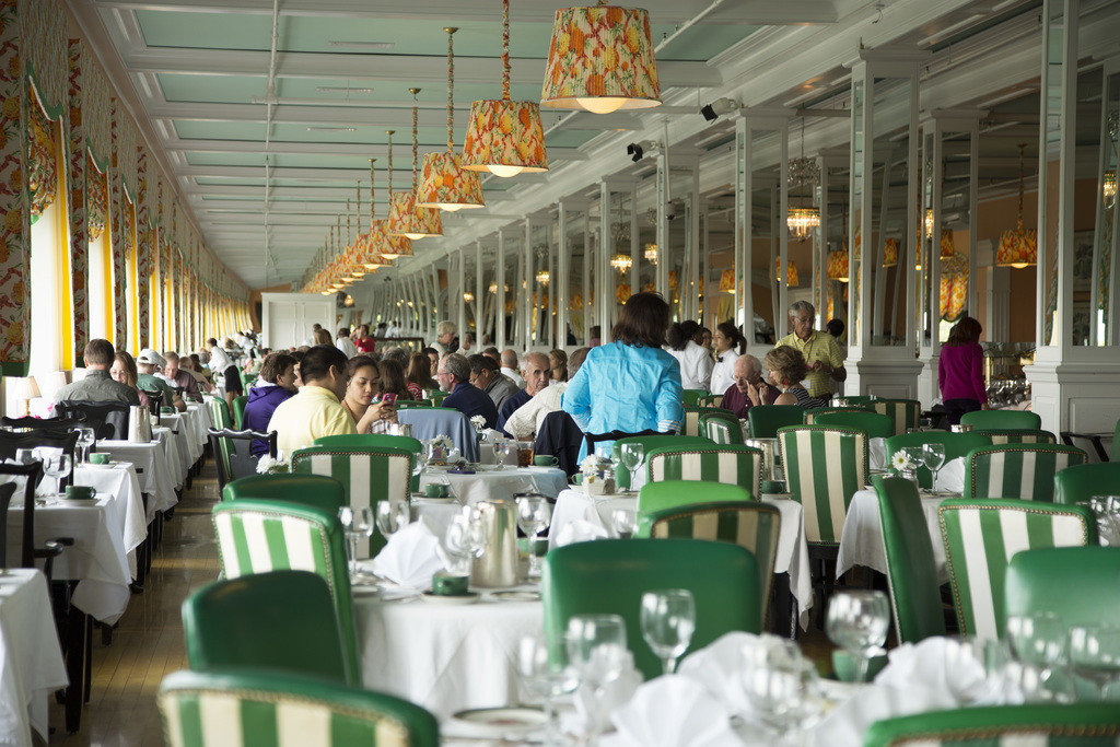 Hotels Lakes + Rivers Romance indoor meal green function hall restaurant lunch several line dining room