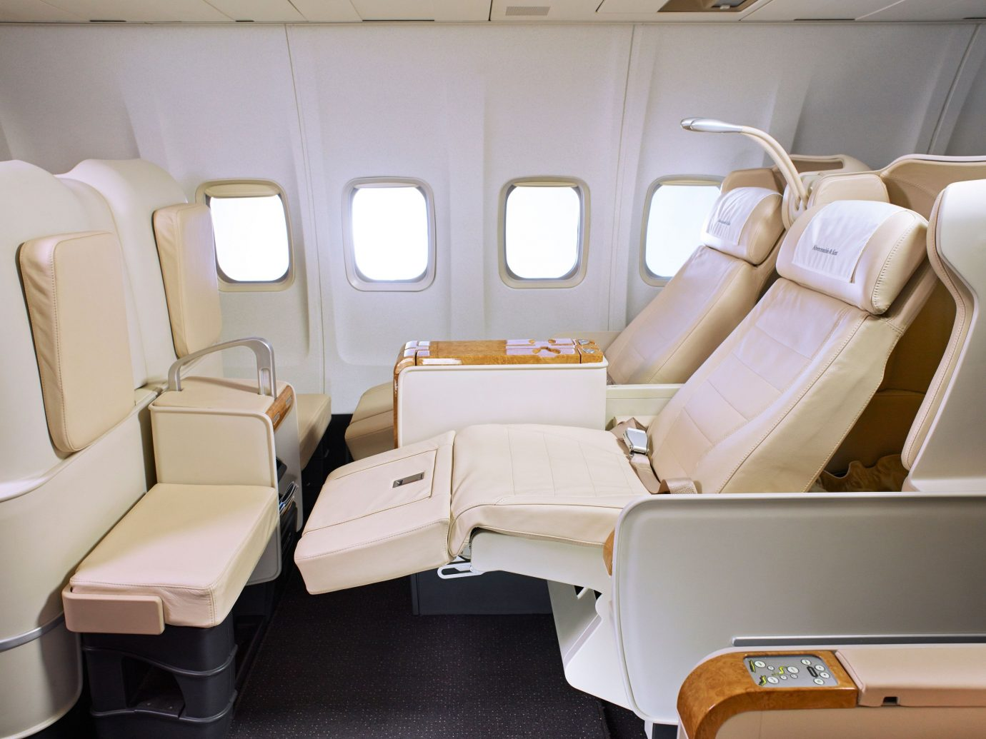 Luxury Travel Trip Ideas indoor floor airline vehicle Cabin aircraft cabin passenger furniture
