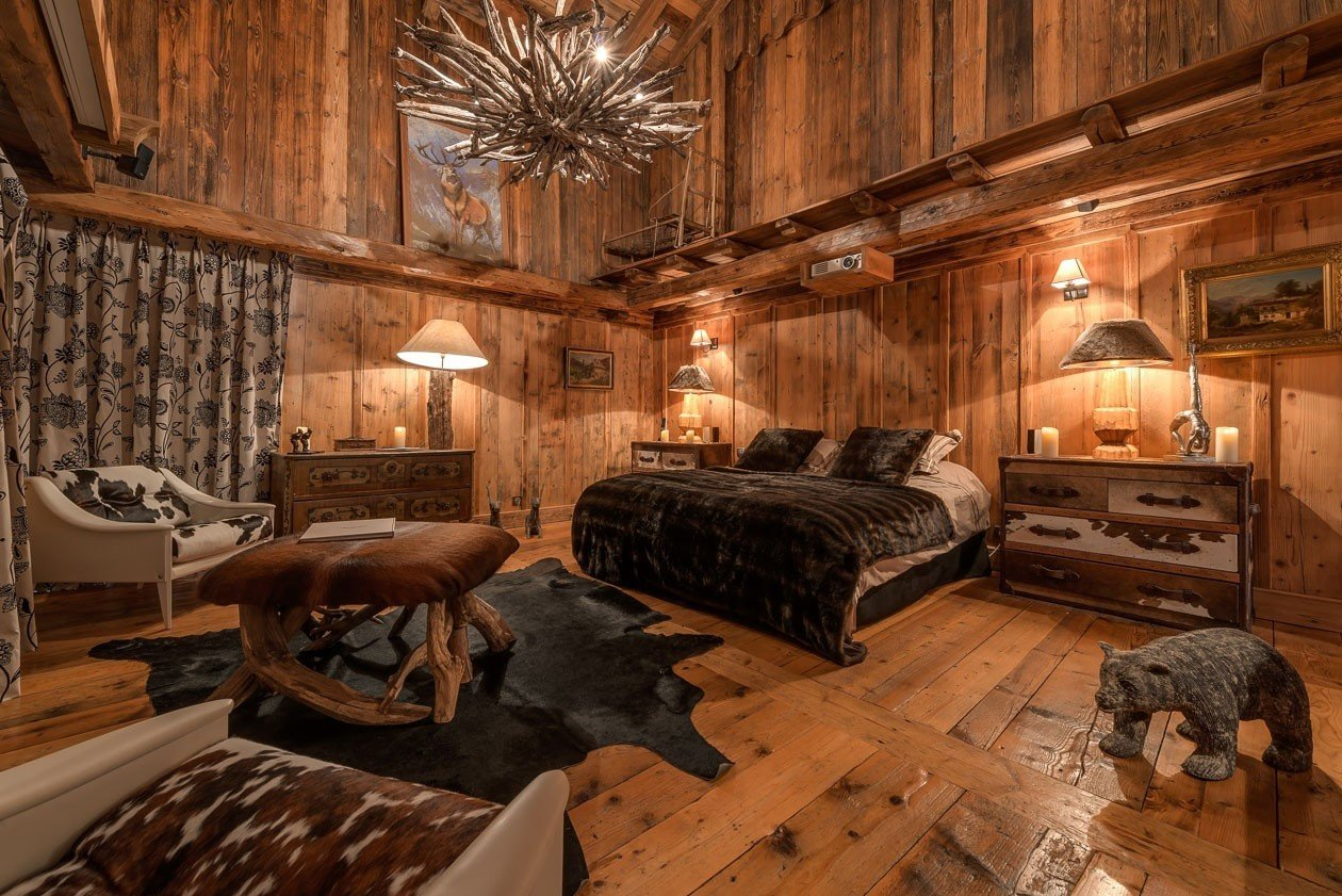 Ski Chalet Interior Design world's best ski hotels