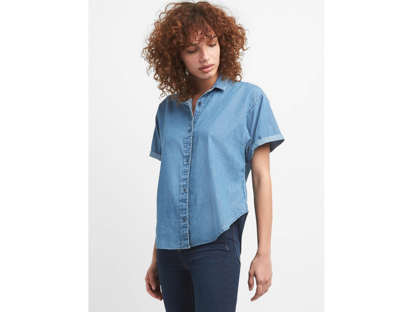 City Palm Springs Style + Design Travel Shop person clothing sleeve standing denim shoulder jeans neck button blouse shirt t shirt posing