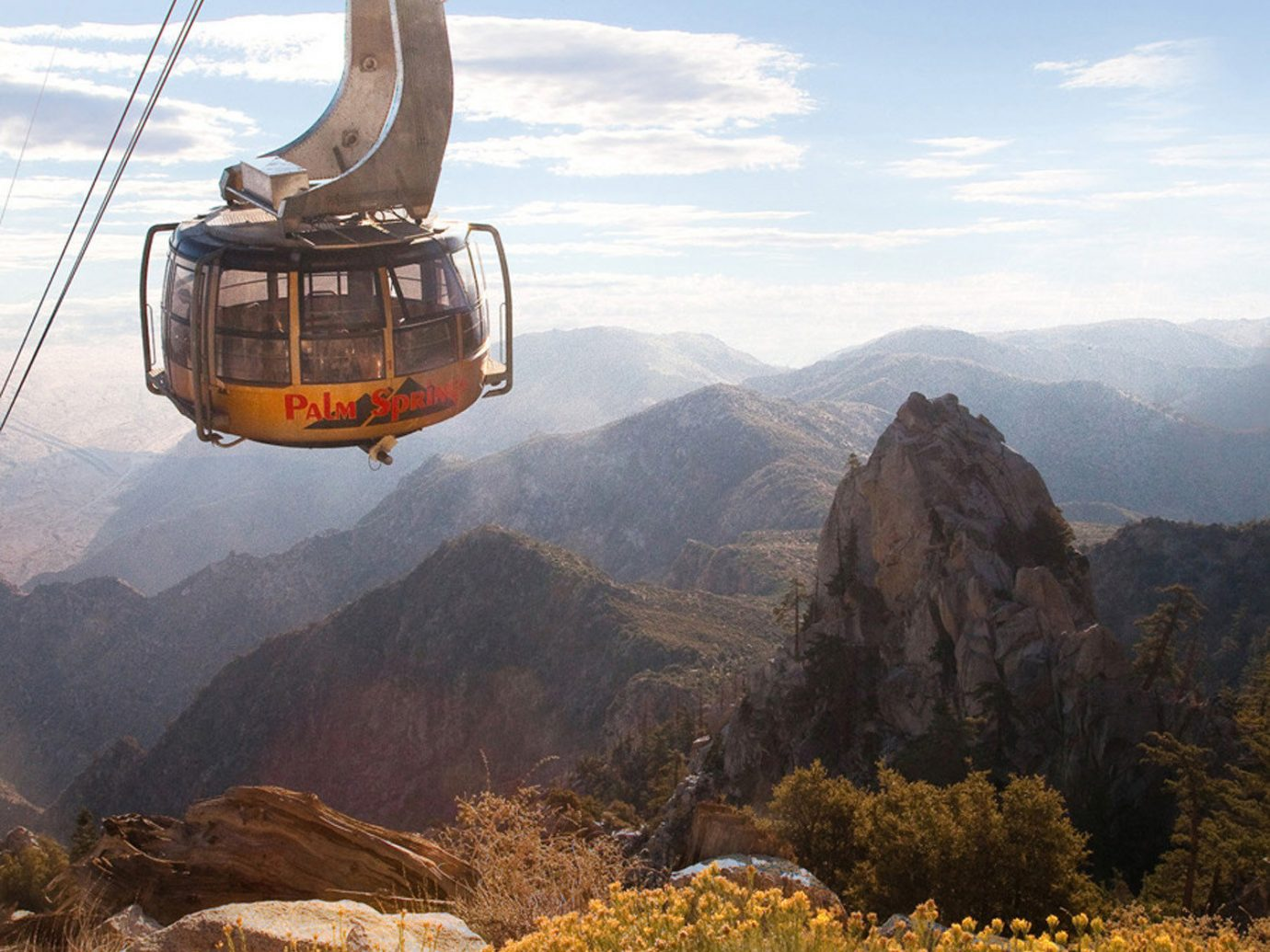 Jetsetter Guides sky mountain outdoor mountainous landforms landform wilderness transport hill landscape mountain range cable car Adventure Sea vehicle