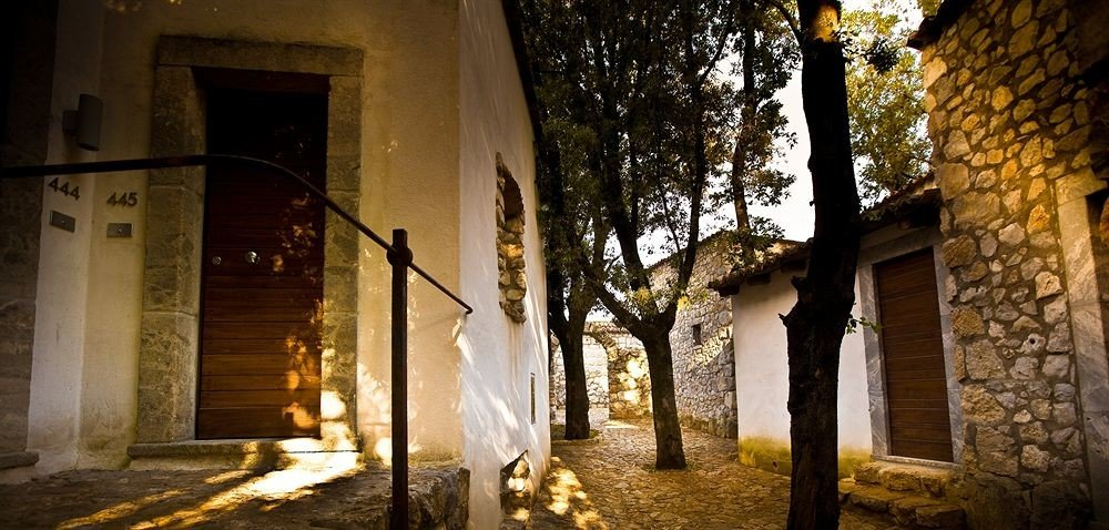 alley road Town street light night house ancient history sunlight lighting temple middle ages autumn stone arch