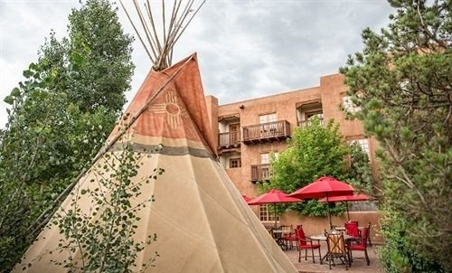tree tepee building Town residential area Village