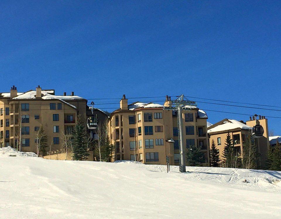 snow Winter Town weather neighbourhood residential area season suburb hill