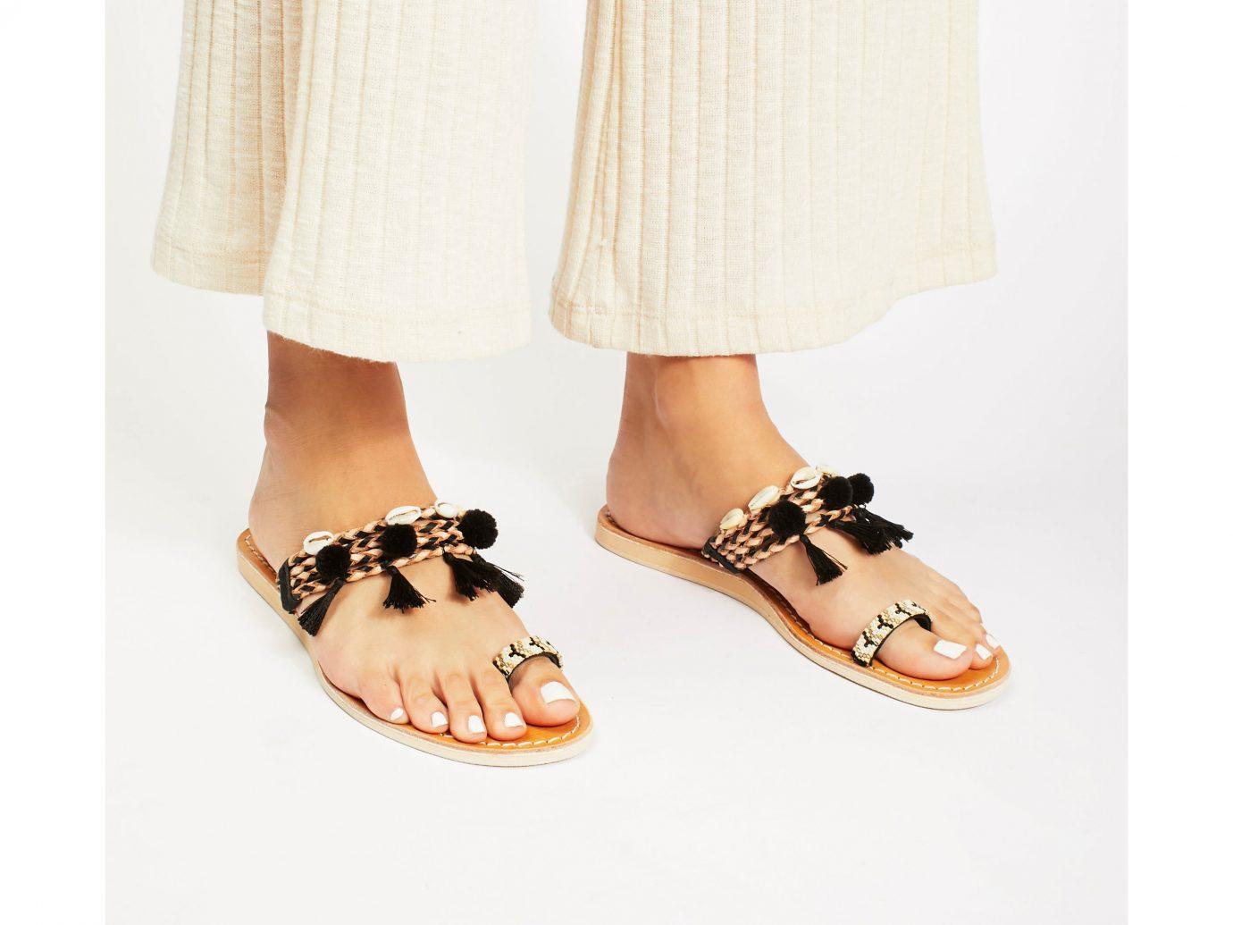 Cruise Travel Style + Design footwear shoe leg product sandal spring pattern outdoor shoe human body beige sneakers
