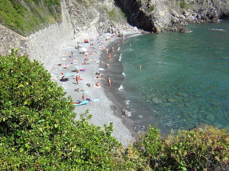 Offbeat outdoor Nature landform body of water River rapid stream Coast Sea
