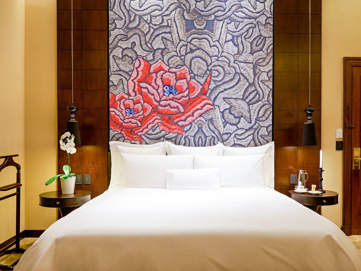 Boutique Hotels Hotels wall bed indoor room Suite interior design Bedroom bed frame bed sheet hotel flooring
