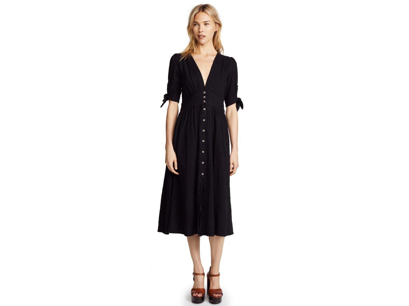 Style + Design Travel Shop clothing dress day dress fashion model little black dress sleeve formal wear costume neck