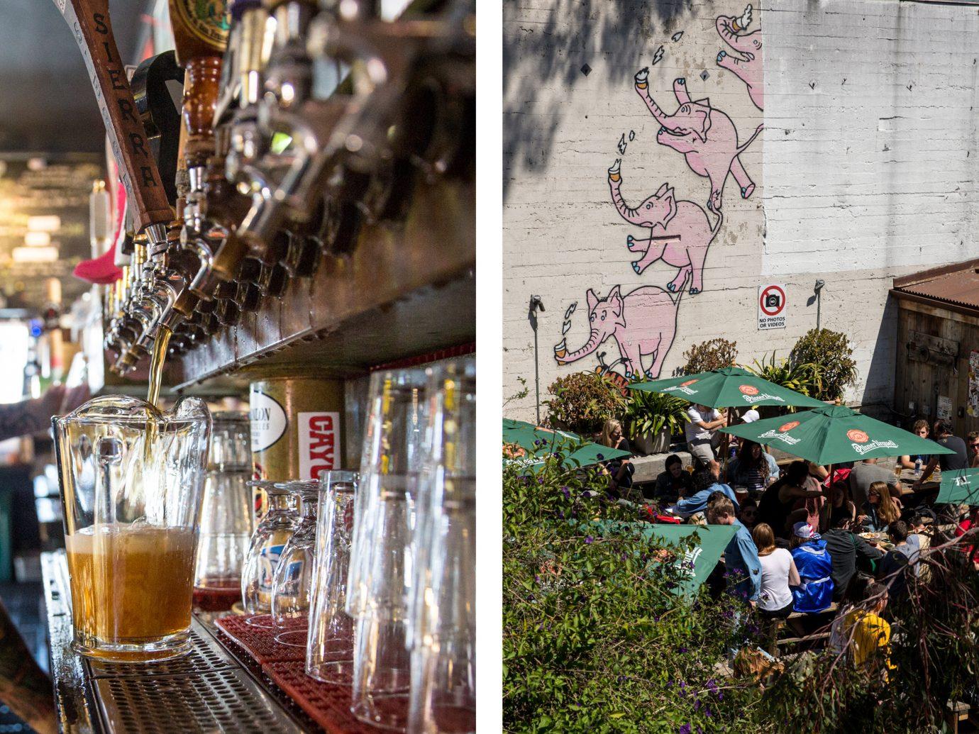 Food + Drink City public space human settlement market bazaar several