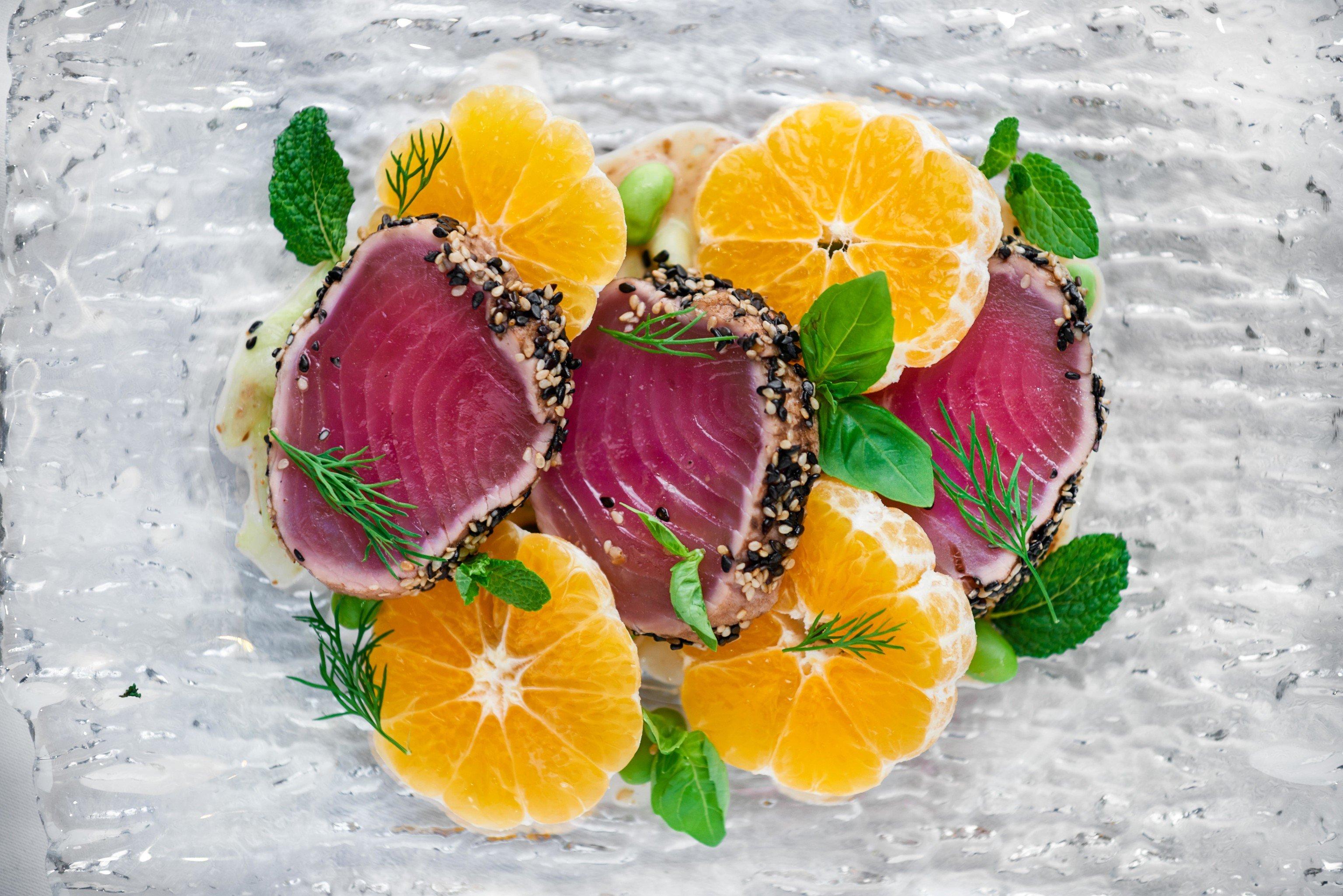 Food + Drink London food fruit produce plant vegetarian food garnish vegetable flower colored colorful arranged fresh