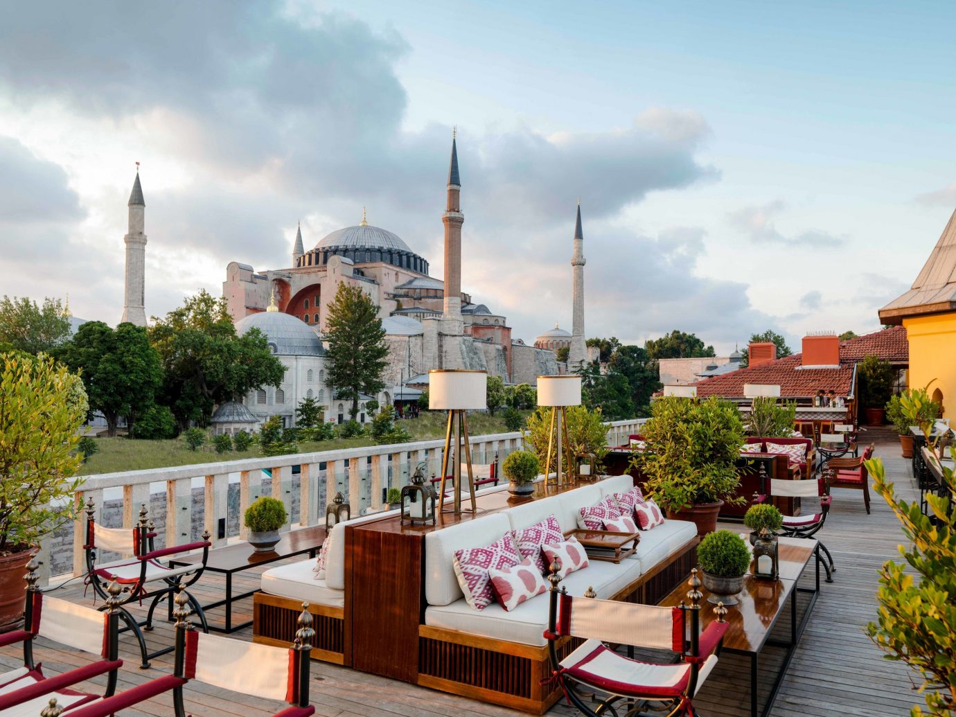 Boutique Hotels Hotels Luxury Travel sky outdoor real estate outdoor structure roof City recreation several