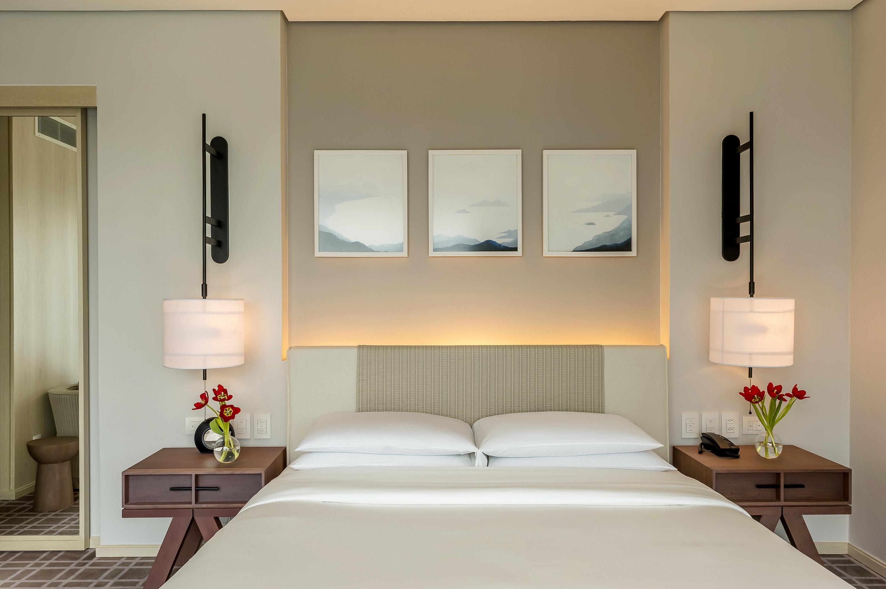 Hotels Romance wall indoor room interior design Suite bed Bedroom home furniture bed frame ceiling window interior designer hotel floor