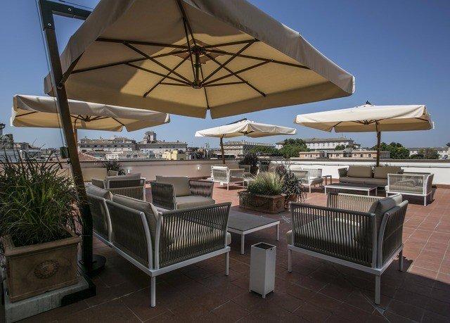 chair sky umbrella property canopy outdoor structure tent Villa accessory set