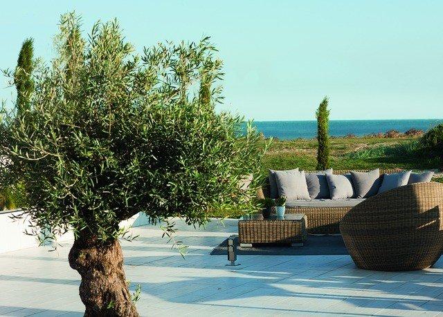 sky tree property Villa swimming pool plant arecales backyard