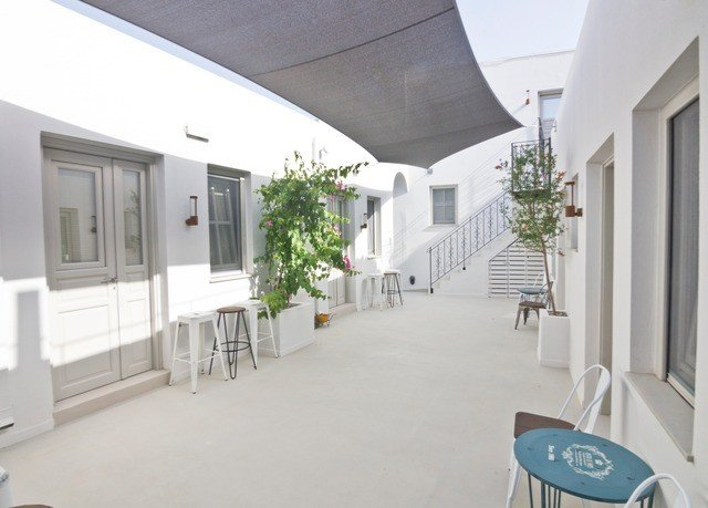 property building home white condominium Villa porch