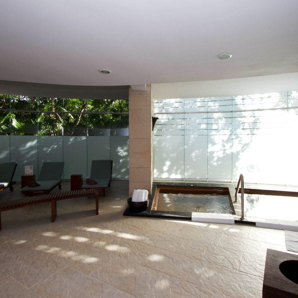 property building house condominium home living room loft Villa