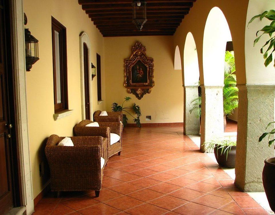 property house building home living room hacienda Villa hall mansion cottage