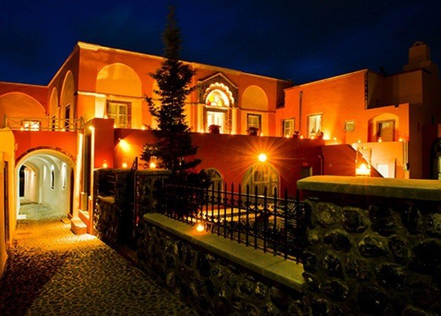 building mansion hacienda lighting landscape lighting light Villa night