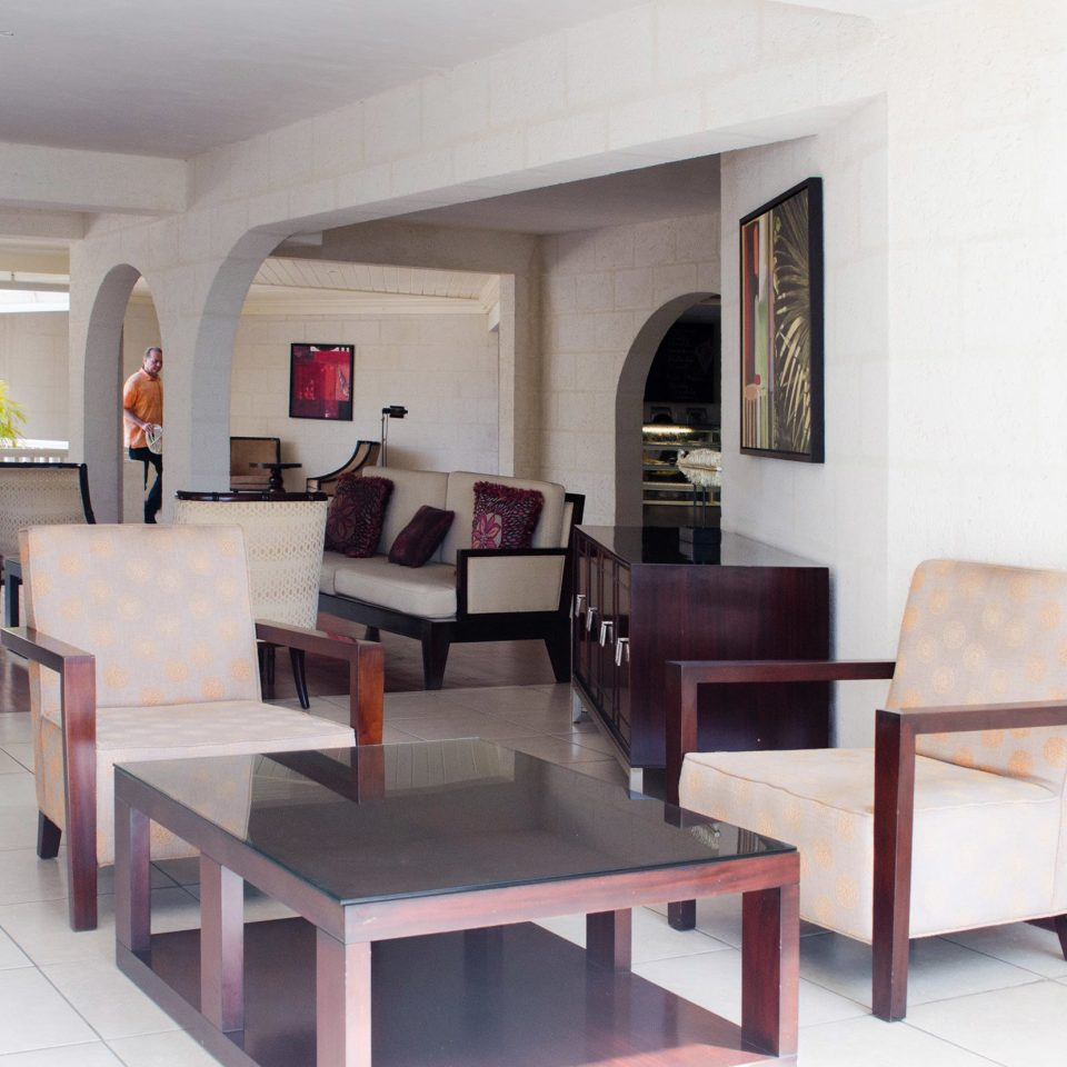 property building living room Villa loft