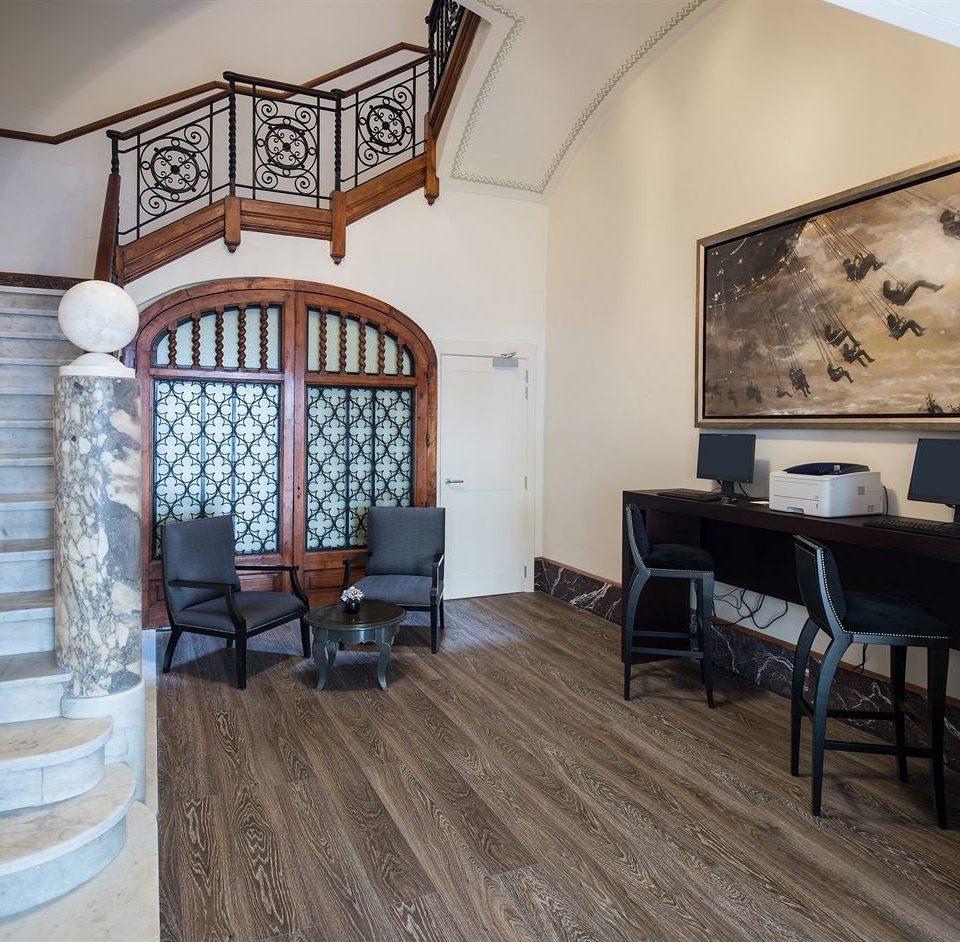 chair property hardwood home living room cottage farmhouse wood flooring flooring Villa laminate flooring