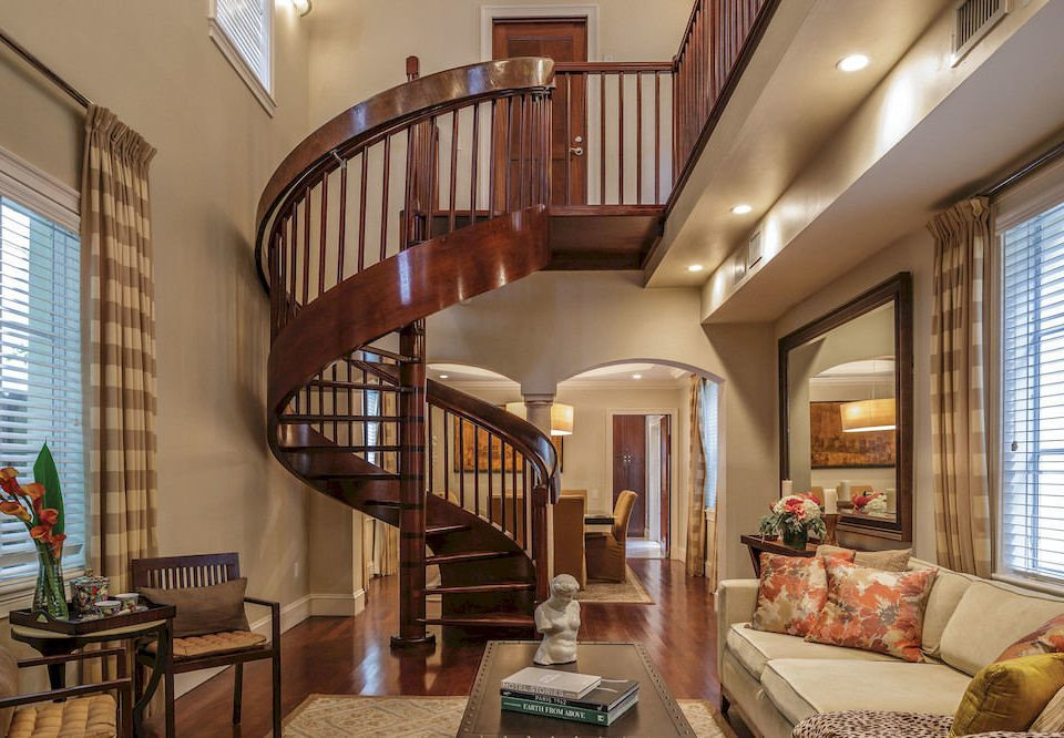 property living room home condominium hardwood stairs cottage mansion Villa