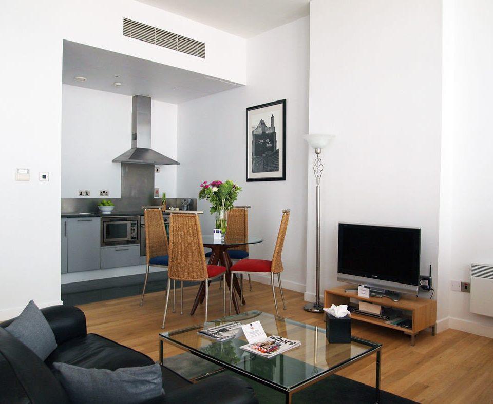 property condominium living room home loft Villa