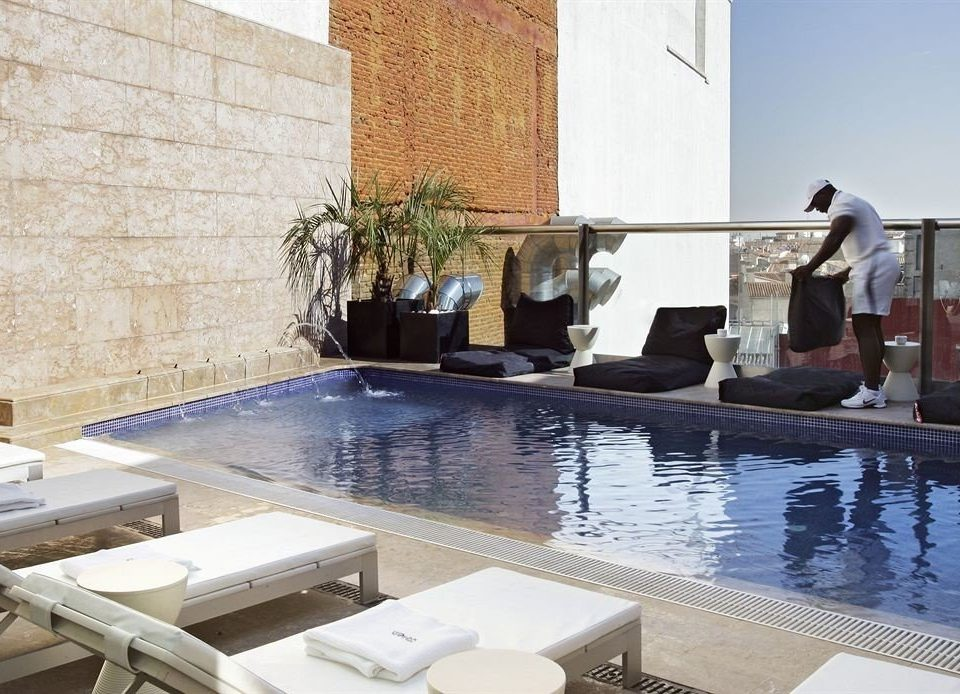 swimming pool property Villa jacuzzi condominium stone