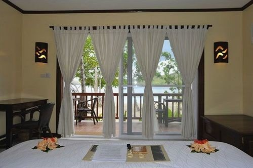 property living room curtain cottage home Villa window treatment mansion textile
