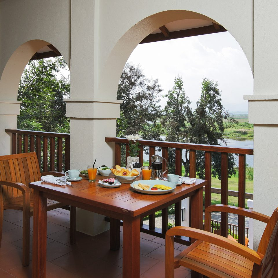 property house home Villa cottage wooden outdoor structure hacienda dining table