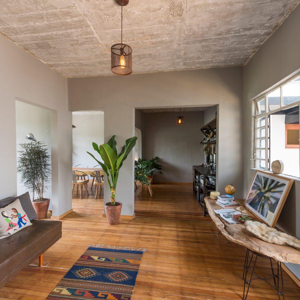 property living room house home hardwood cottage farmhouse wood flooring loft Villa flooring