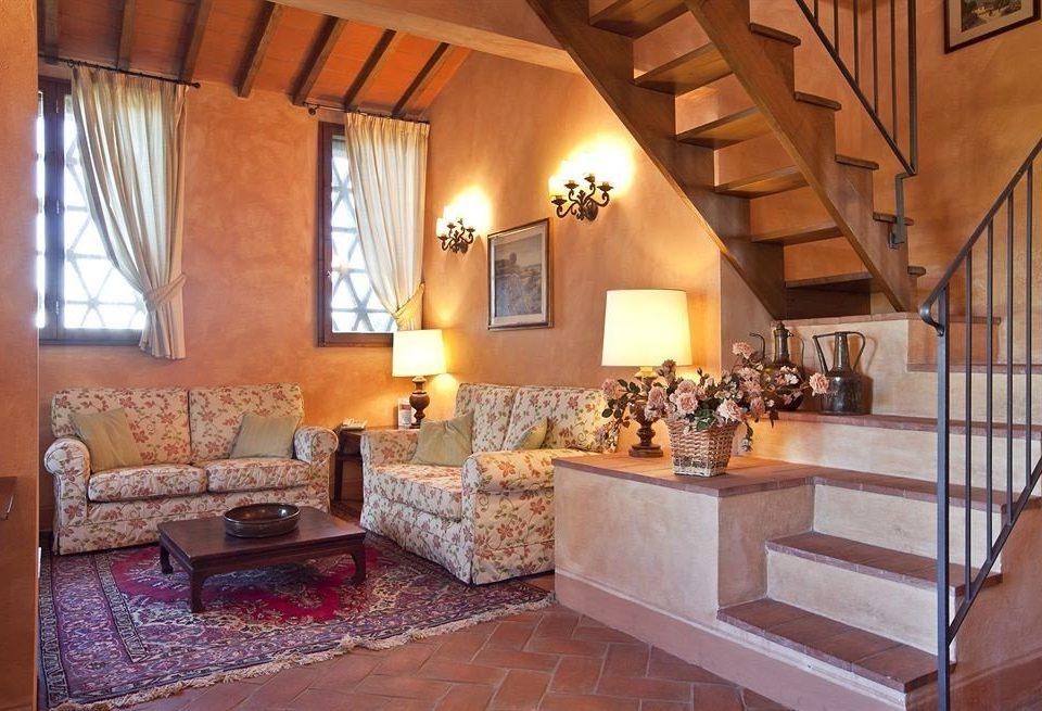property living room Villa cottage home mansion farmhouse hacienda stone