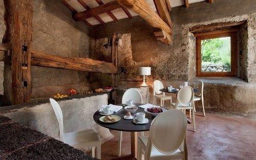 property cottage Villa hacienda farmhouse mansion living room stone