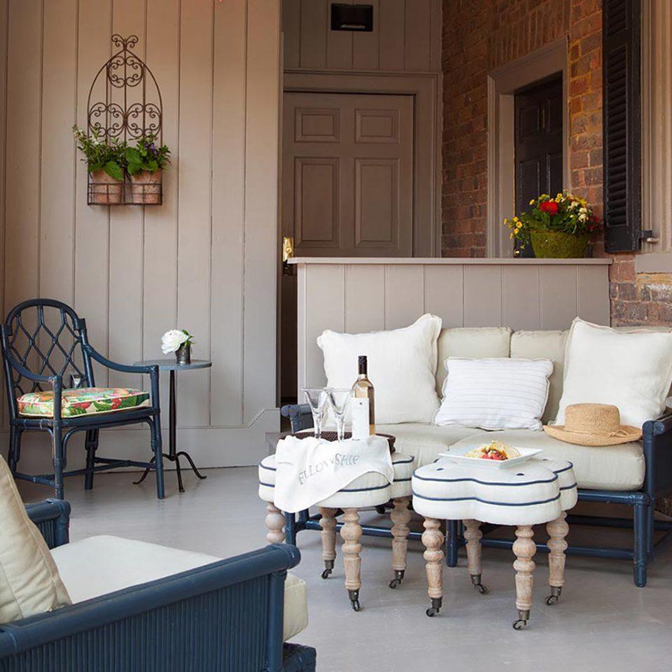 property living room home porch cottage farmhouse Villa