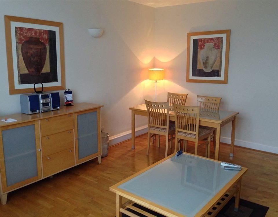property house cottage home hardwood living room Villa